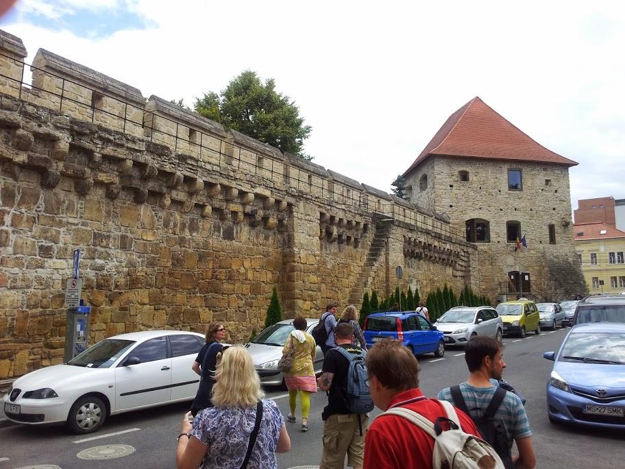 Zweite Fachkräfteexkursion 2014 nach Rumänien führt nach Bukarest