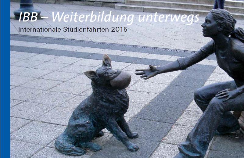IBB-Programm 2015: Studienfahrten nach Belgien, Breslau und Budapest