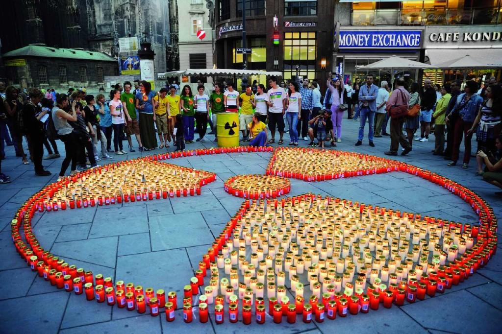 """Europäische Aktionswochen """"Für eine Zukunft nach Tschernobyl und Fukushima"""" mit 25 Zeitzeugen"""