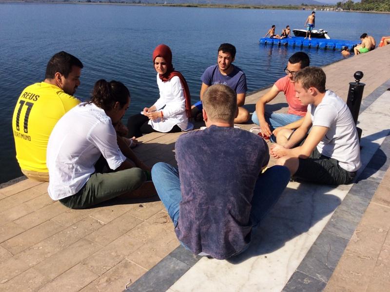 Be active 4 MuDo! Deutsch-türkische Jugendbegegnung