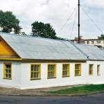 Das Gebäude der Geschichtswerkstatt Leonid Lewin Minsk