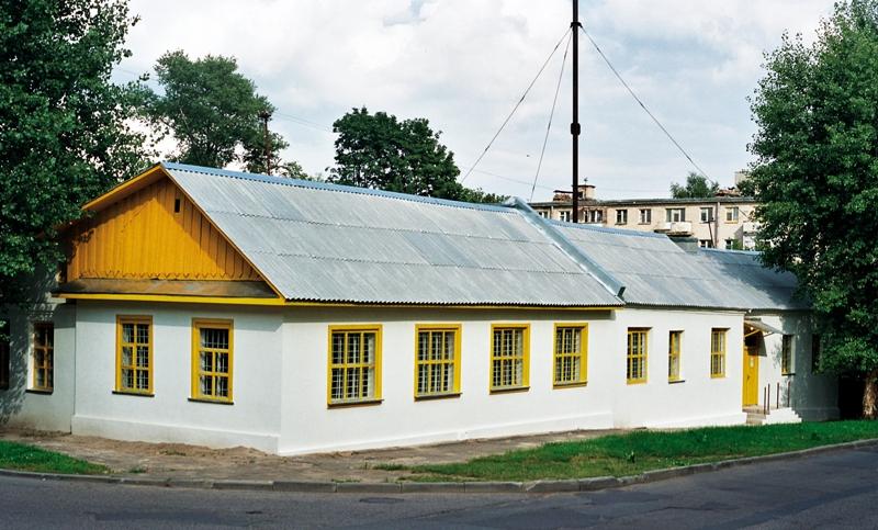 """Grünes Licht für den Kauf der Geschichtswerkstatt """"Leonid Lewin"""" Minsk"""