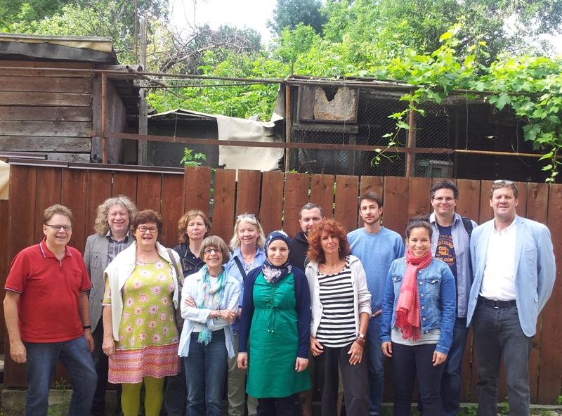 IBB vermittelt tiefe Einblicke in die Situation der Roma in Rumänien