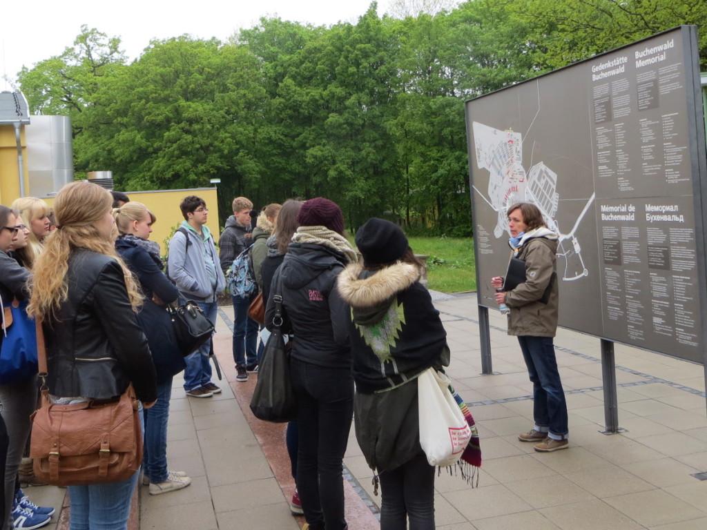 Spurensuche Nationalsozialismus in Weimar – Buchenwald