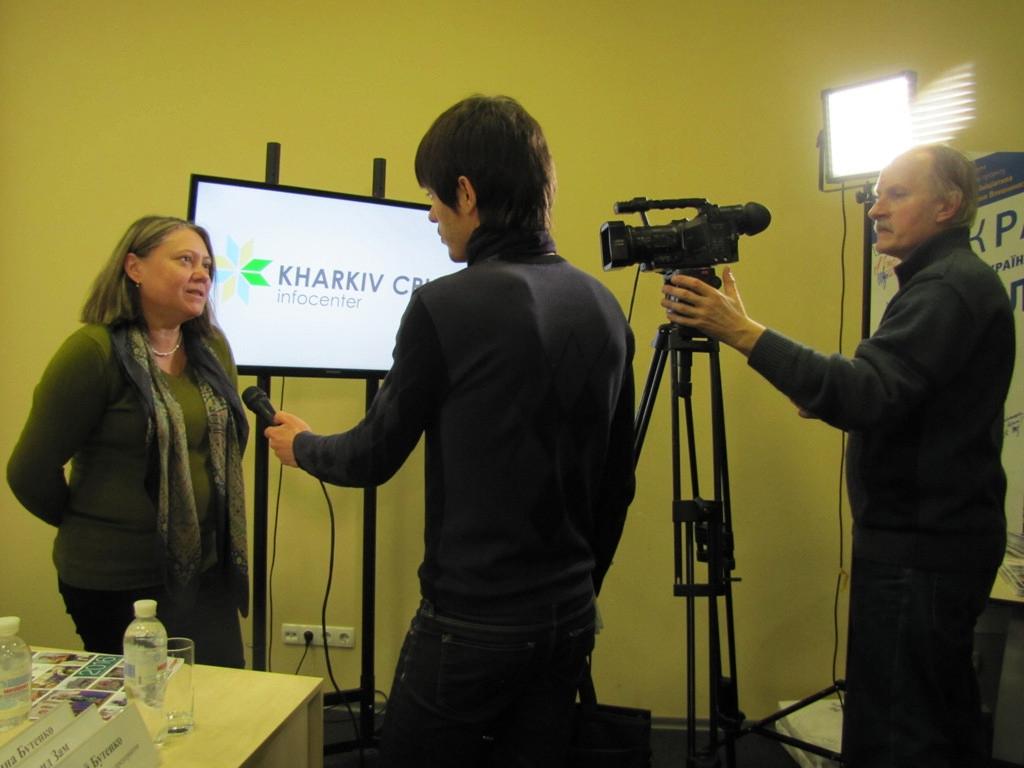 IBB gestaltet Kampagne zur Inklusion in Charkiw