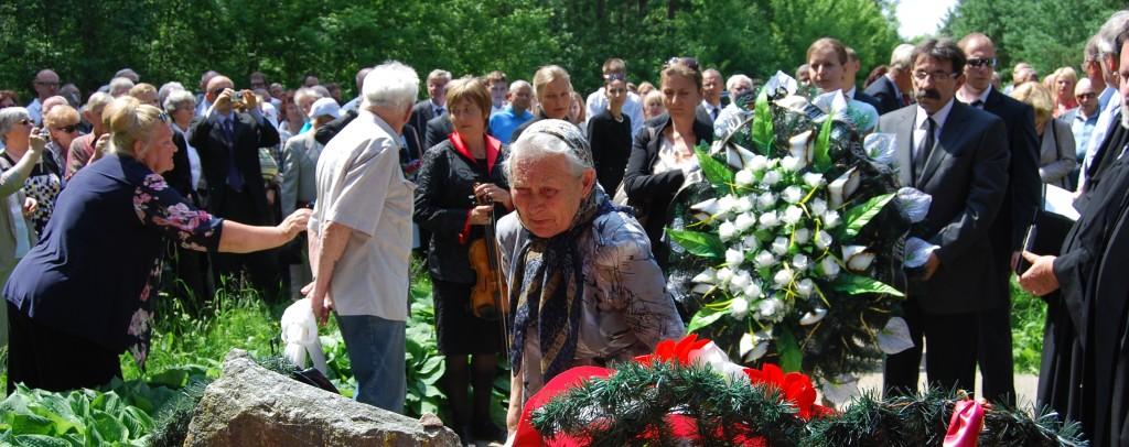 IBB Dortmund lädt ein zur Gedenkreise anlässlich der Erweiterung der Gedenkstätte Trostenez im Juni 2018