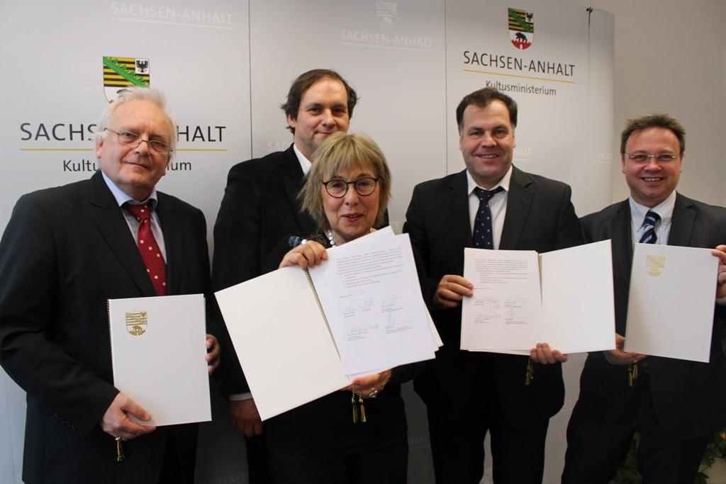 Kooperation mit Sachsen-Anhalt: Mehr als 250.000 Euro für Gedenkstättenfahrten