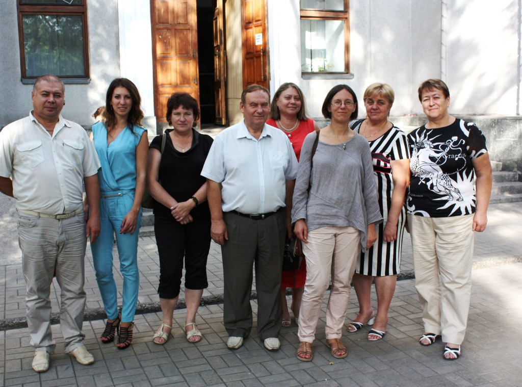IBB fördert aktiven sozialen Dialog in der Ostukraine