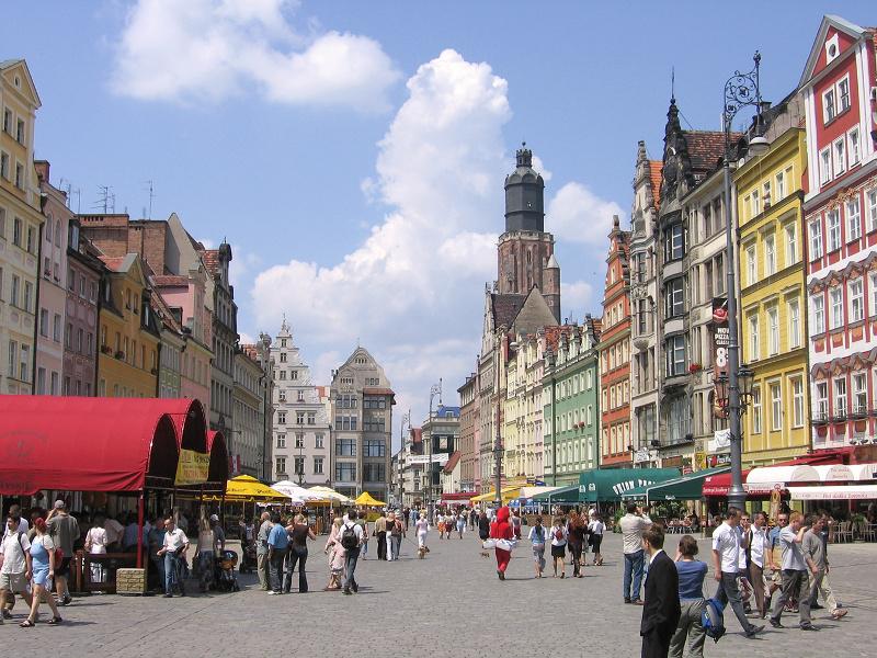 Noch Plätze frei bei der Fahrt nach Breslau / Wroclaw
