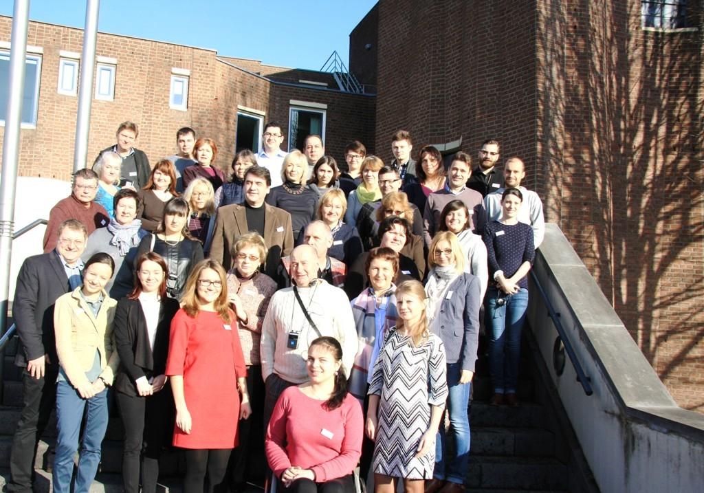 Offener Austausch über Perspektiven des Förderprogramms Belarus