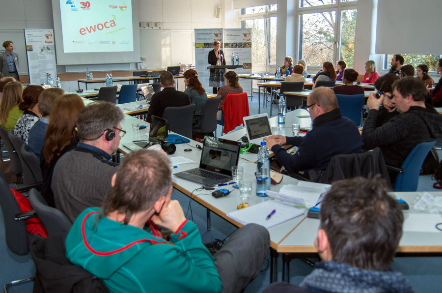 ewoca³ congress in Hattingen: Europe, now more than ever!