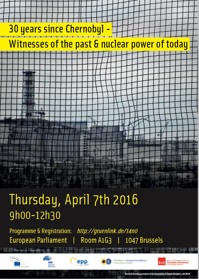 30 Jahre Tschernobyl: Zeitzeugen von gestern & Atomkraft von heute
