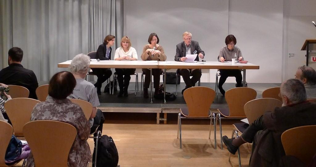 Geschichtswerkstatt Tschernobyl präsent beim IPPNW-Kongress in Berlin