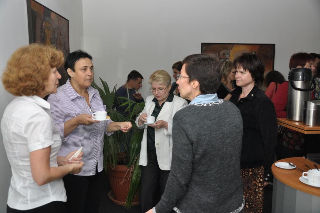Kontakte knüpfen – Veranstaltung für NRO aus Deutschland und Belarus