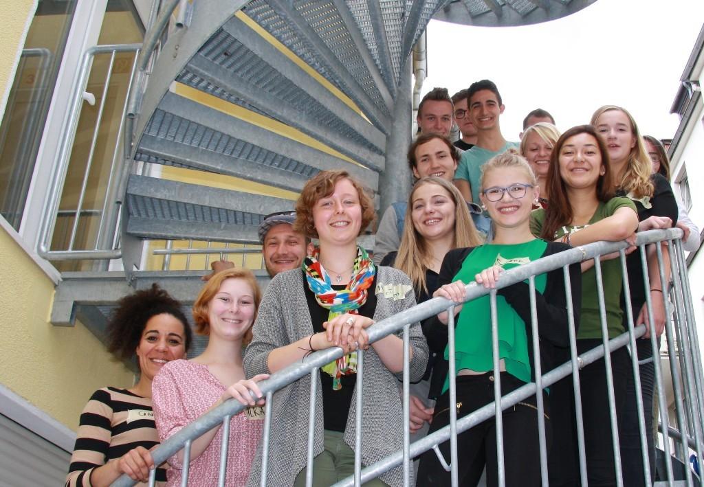 16. Jugendgipfel widmet sich in Wuppertal dem Thema Flucht und Vertreibung
