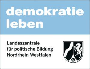 Das Logo der Landeszentrale für politische Bildung.