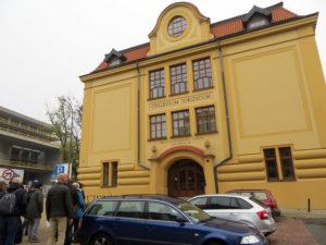 Lublin: Ehemaliger Sitz des Stabes der Operation Reinhard