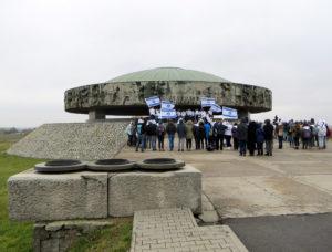 Mausoleum in Majdanek