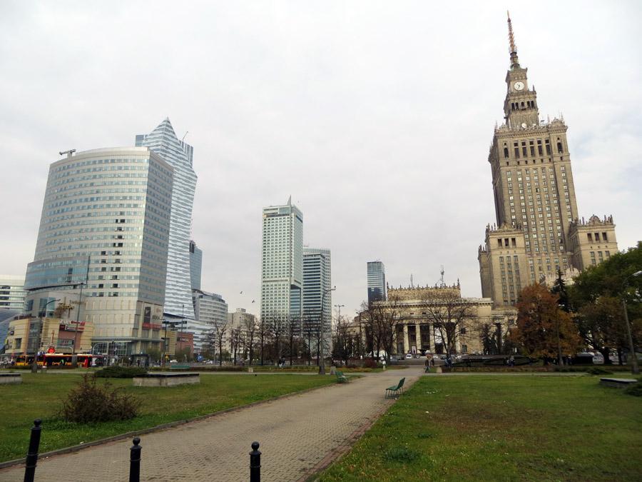 Noch Plätze frei bei der Studienfahrt nach Warschau