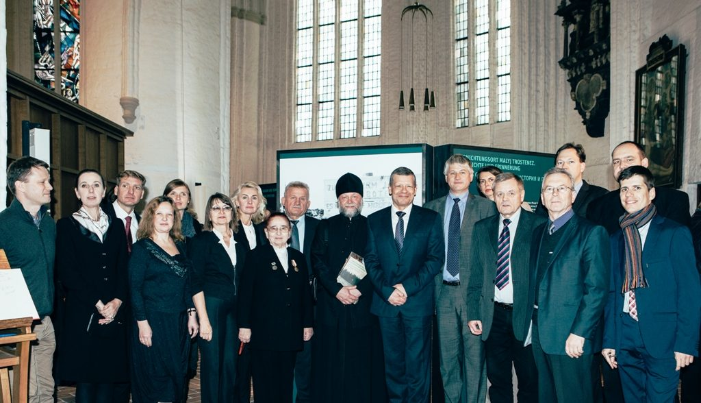 Zum 75. Jahrestag der Deportationen: Ausstellung erinnert in Hamburg an Malyj Trostenez