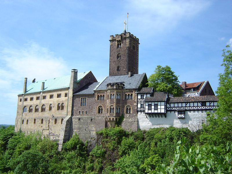 Auf den Spuren der Reformation in Ostdeutschland