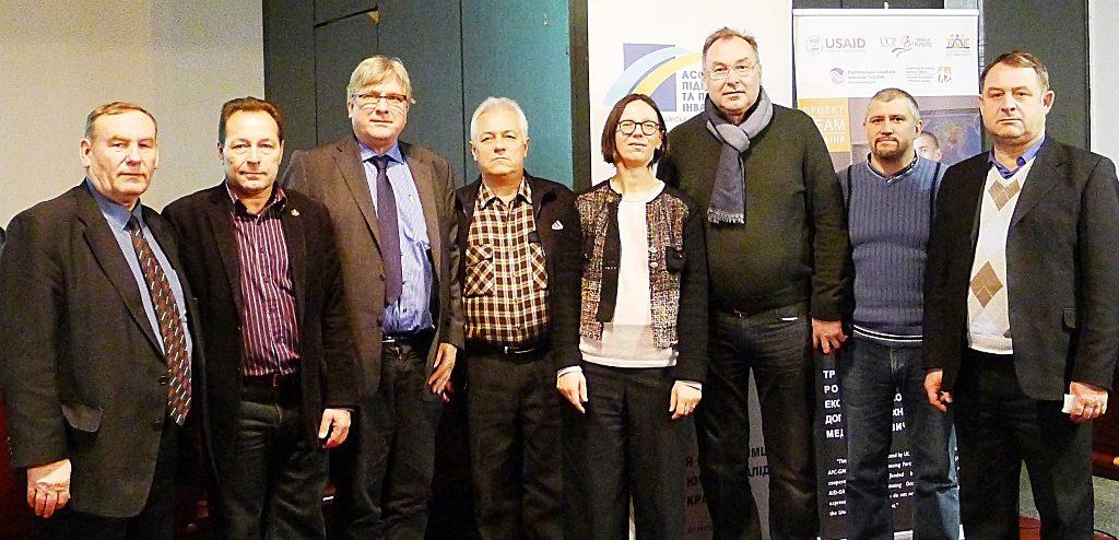 IBB Dortmund engagiert sich weiter für soziale Unternehmen in der Ukraine