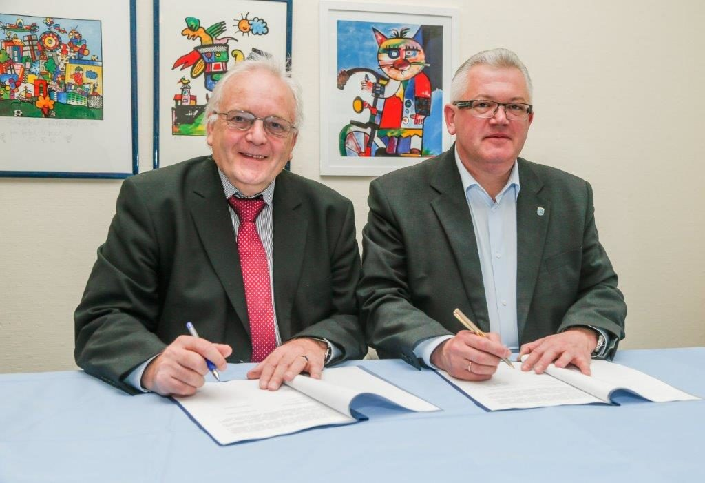 Gedenkstätte Trostenez wird  2017 gebaut – Exekutivkomitee der Stadt Minsk und IBB Dortmund unterzeichnen Vereinbarung