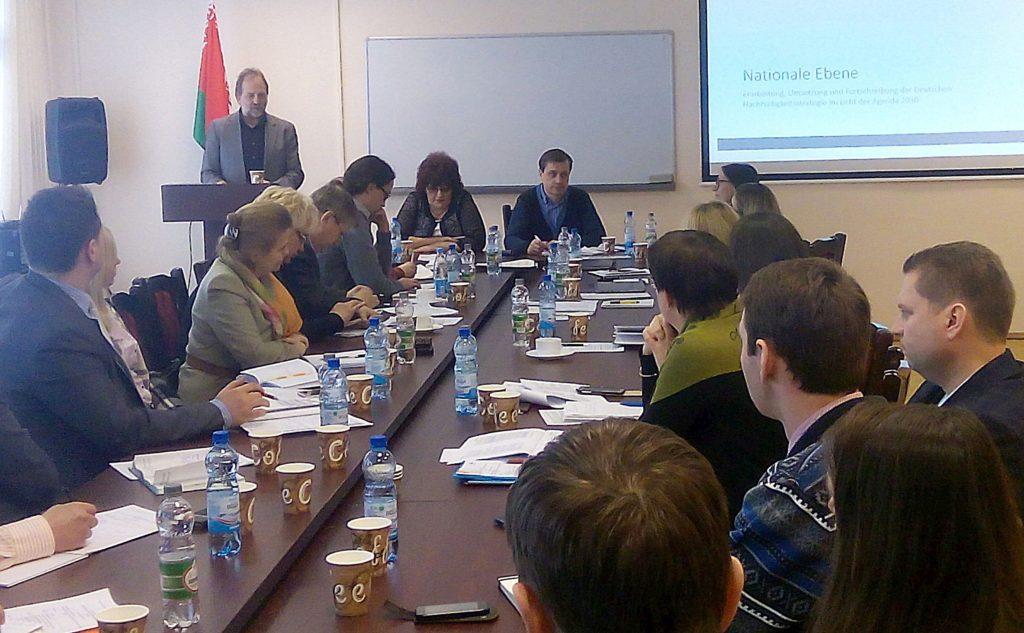 IBB Dortmund organisiert Studienreise zur Nachhaltigkeit für Delegation aus Belarus