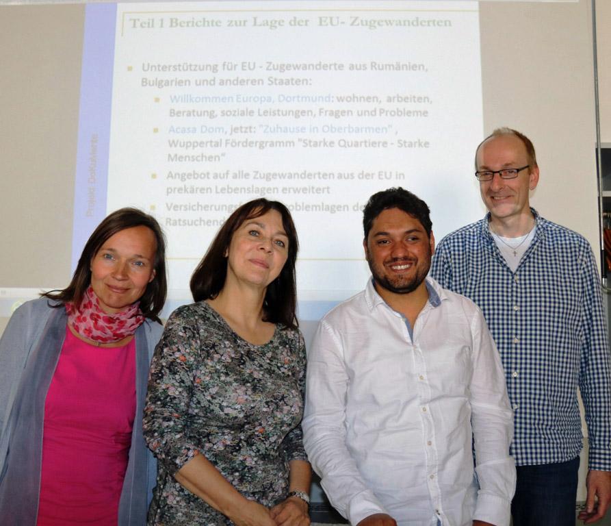 Fortbildung DoKuMente widmete sich der Zuwanderung aus Südosteuropa