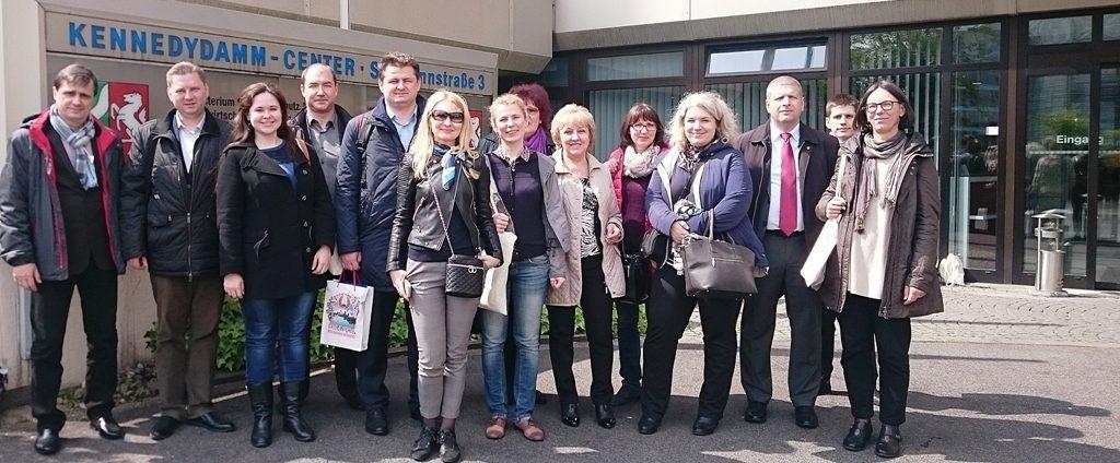 Deutsch-belarussischer Erfahrungsaustausch über Nachhaltigkeitsstrategien
