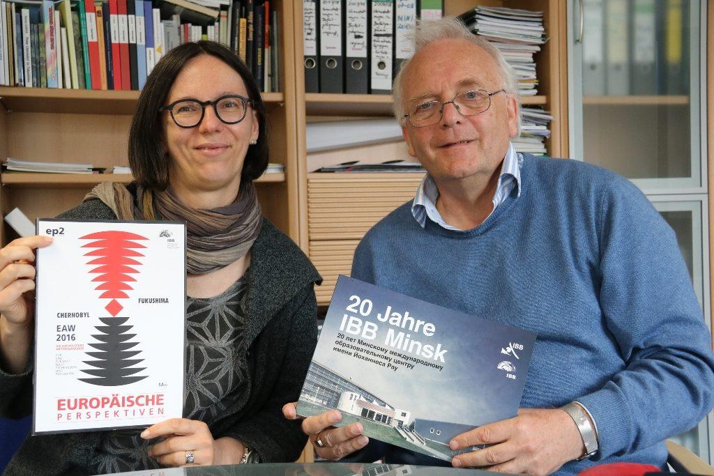 IBB gGmbH verabschiedet Geschäftsführer Peter Junge-Wentrup