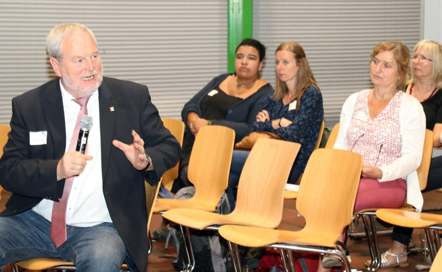 Dritter Netzwerkkongress Inklud:Mi: Ruf nach einer bundesweiten Vernetzung