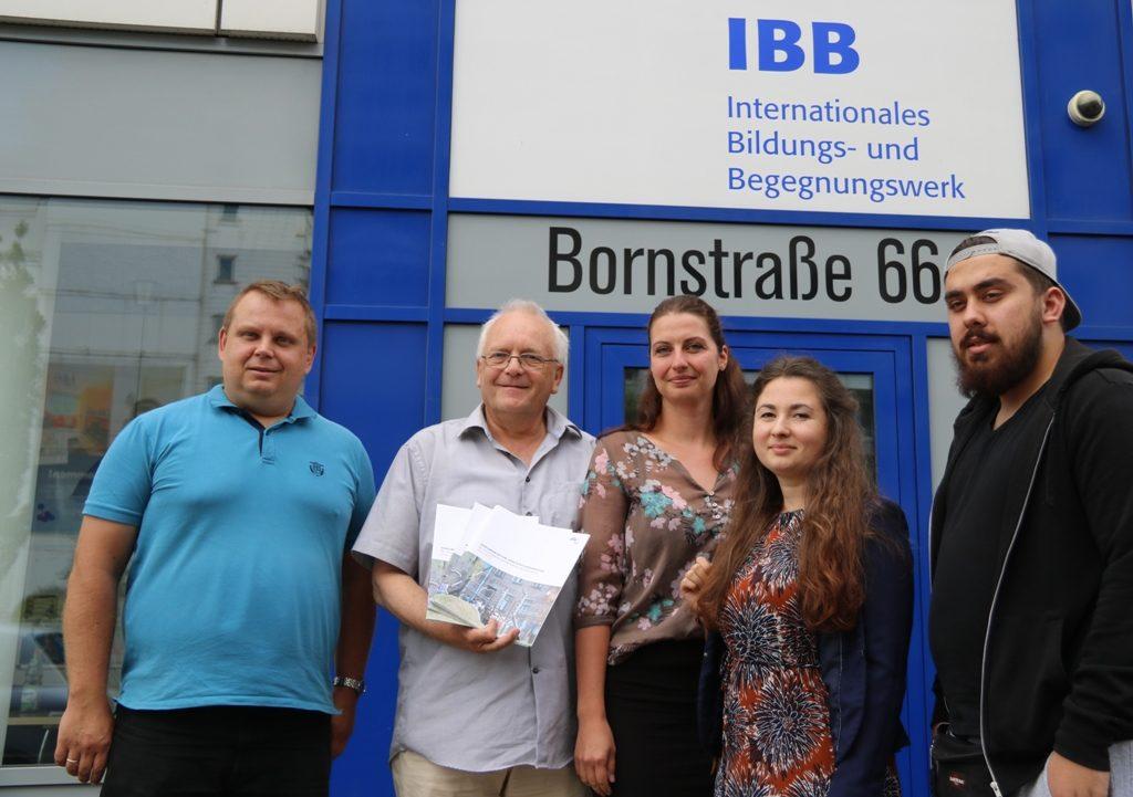 IBB macht Mut zum Besuch von Lernorten der NS-Geschichte im heutigen Polen
