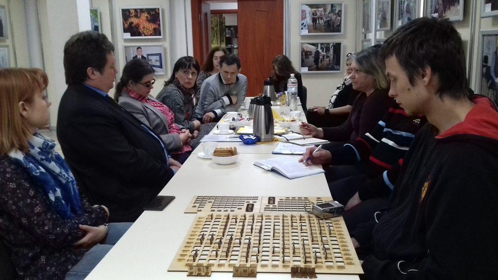 Neues IBB-Projekt in Charkiw fördert Inklusion