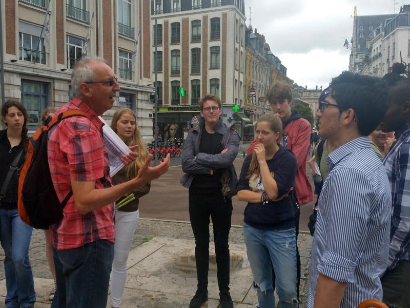 Kulturstadt Lille – Nordfrankreich im Wandel der Zeit – abgesagt