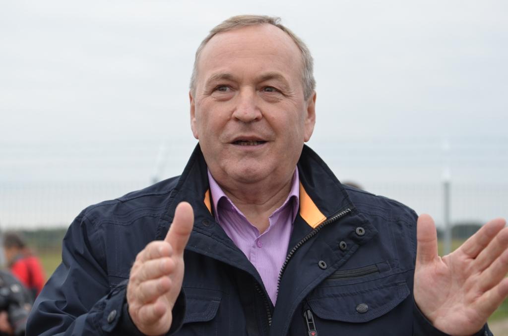 Вячеслав Макушинский уверен, что впереди у «Надежды» новые энергодостижения.