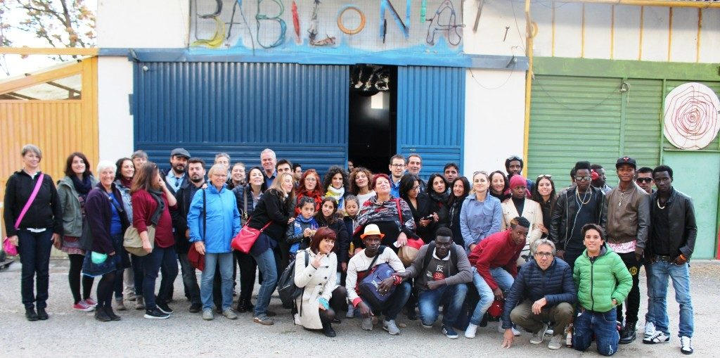 """Europe4refugees – follow the routes"" – Expert group returns from Calabria"