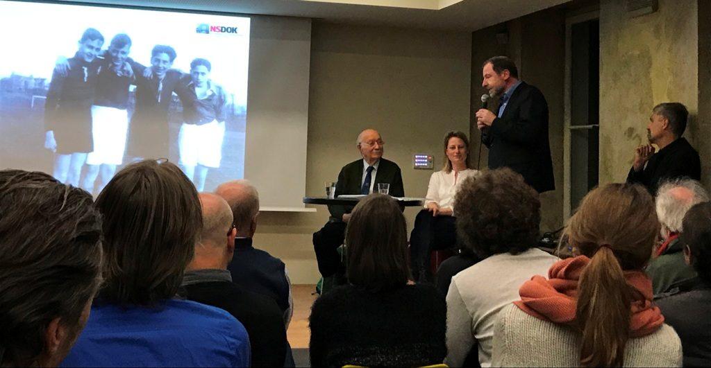 Zeitzeuge Kurt Marx erzählt im EL-DE-Haus aus seinen Erinnerungen