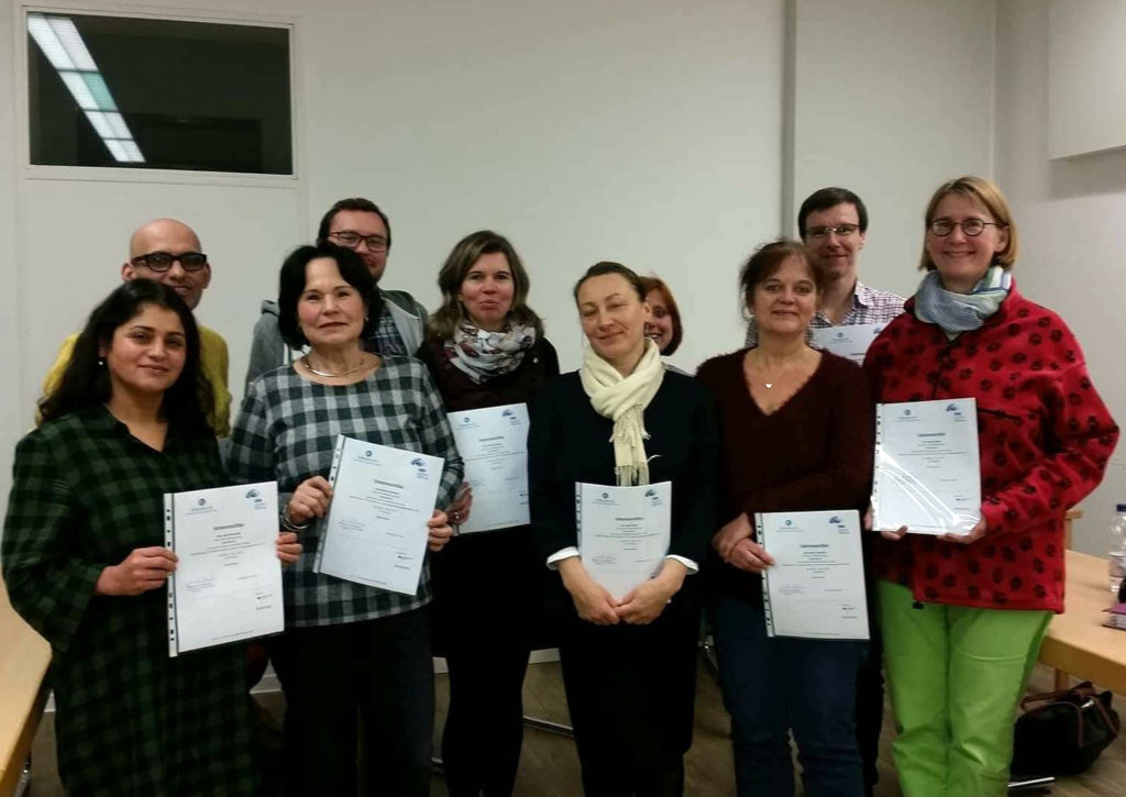 Zertifikate erhalten: Dortmunder interkulturelle Mentoren fit für die Arbeit