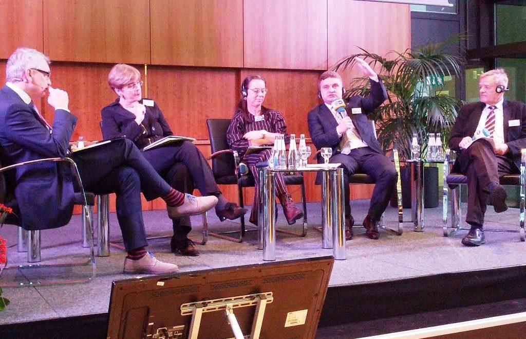 Igor Yurkevich berichtet auf Bonner Symposium über die Nachhaltigkeitsstrategie der Stadt Minsk