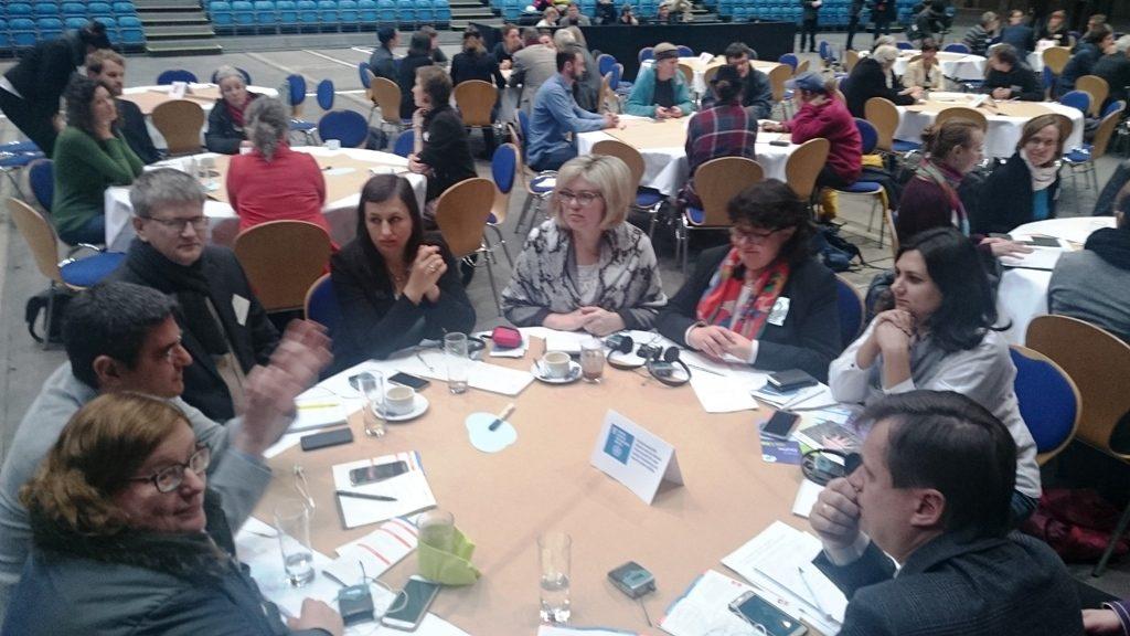 Vom Plan zum Prozessmanagement: Fortbildung von belarussischen Nachhaltigkeitsexperten startete in Dortmund