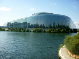 Europaparlament. Foto Christoph Radtke