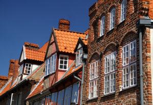 Lübecker Altstadthausfassaden