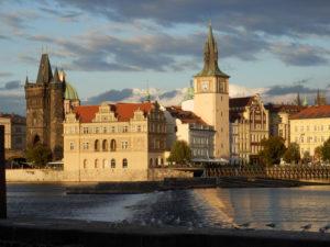 Die Prager Altstadt