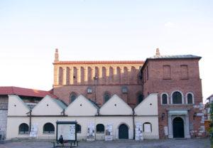 Synagoge in Krakau