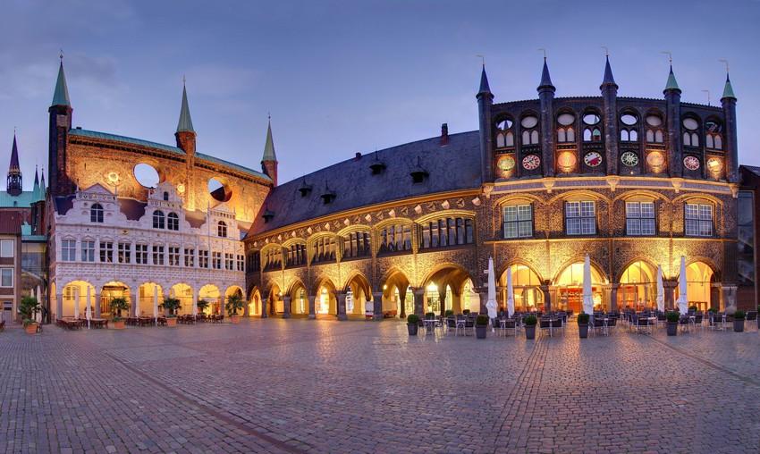 Lübeck – 875 Jahre Königin der Hanse