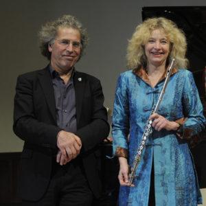 Marcel Worms und Eleonore Pameijer. Foto Pieter Boersma
