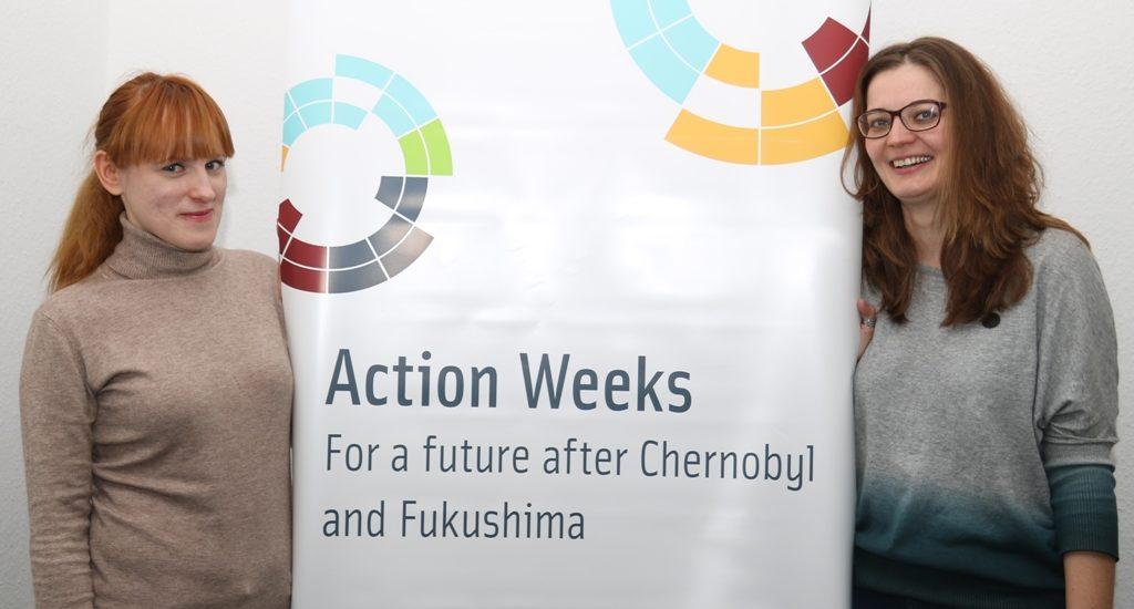 """Europäische Aktionswochen """"Für eine Zukunft nach Tschernobyl und Fukushima"""" werden aus Charkiw organisiert"""