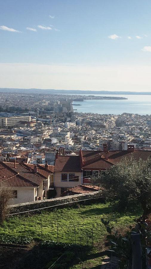 Thessaloniki – Ort von Zuflucht und Verfolgung. Zuflucht und Emigration im Herzen Makedoniens