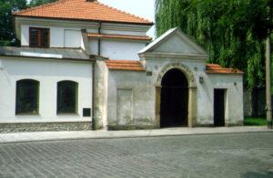 Alte Synagoge in Kazimierz / Krakau